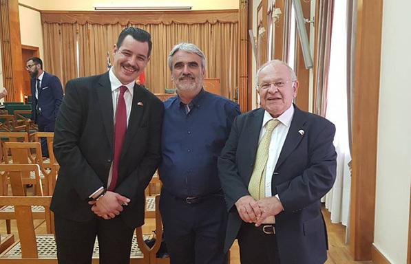 Επιμ. Τρικάλων: Επανεκλογή Γιαγιάκου στο Ελληνοκινεζικό Επιμελητήριο