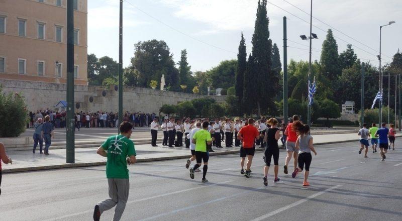 Αθλητισμός . Ο Γύρος της Αθήνας – βίντεο