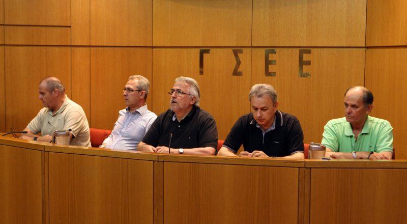 Γενική απεργία στις 16 Ιουλίου αποφάσισαν ΓΣΕΕ – ΑΔΕΔΥ