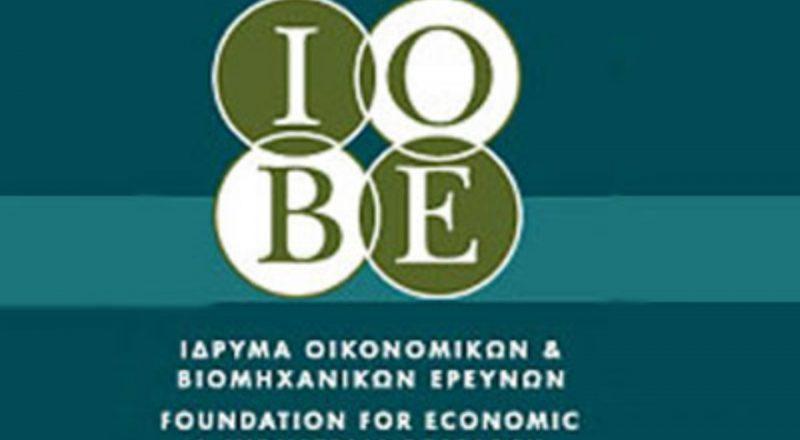 ΙΟΒΕ:Οριακή Βελτίωση του οικονομικού κλίματος