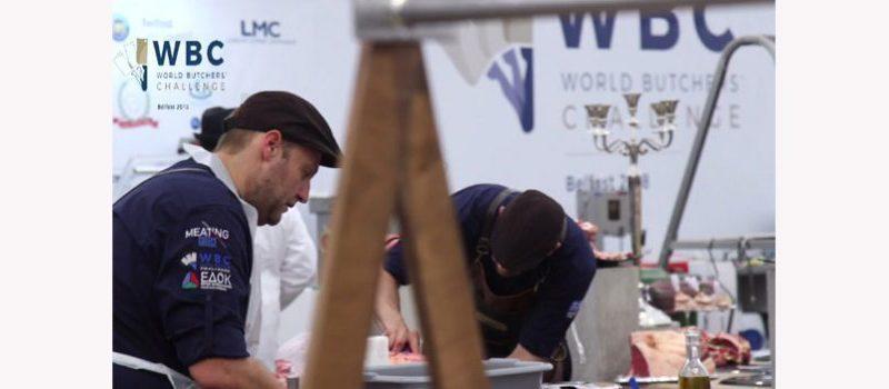 Συμμετοχή Ελλήνων στον Παγκόσμιο Διαγωνισμό Κρεοπωλών 2020