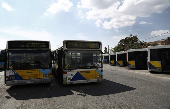 Ενισχύονται με τα νέα λεωφορεία 14 από τις πιο επιβαρυμένες γραμμές