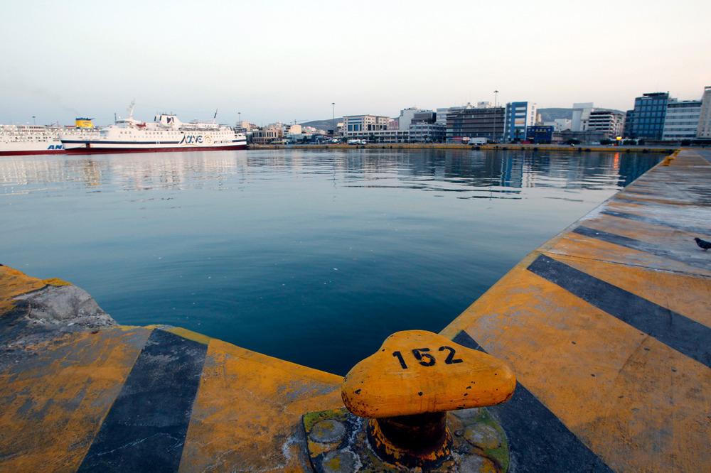 Δεμένα τα πλοία στα λιμάνια την Τρίτη 24 Σεπτεμβρίου