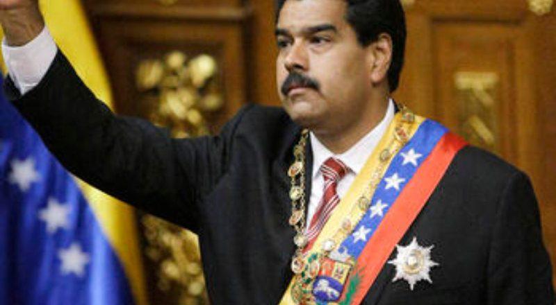 Ο Νίκολας Μαδούρο νέος πρόεδρος της Βενεζουέλας