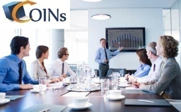«COINs»: 4η Θεματική συνάντηση ομάδας «ΑΣΦΑΛΙΣΤΙΚΕΣ ΥΠΗΡΕΣΙΕΣ 1»