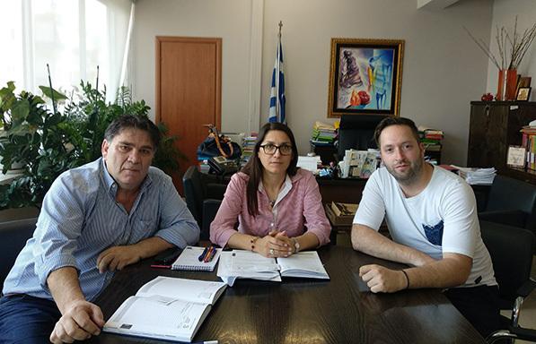 Επιτροπή ΟΤΑ ΕΕΑ: Συνεργασία και με τον Δήμο Αγ. Δημητρίου