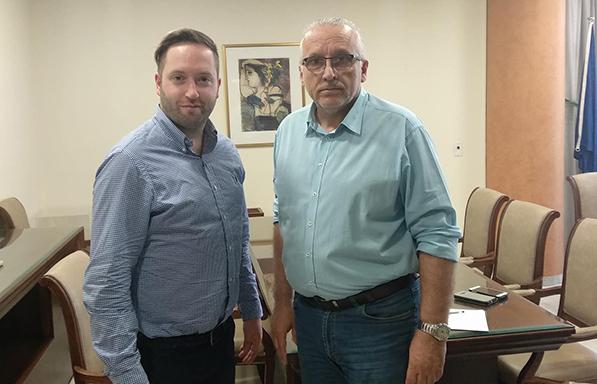 Επιτροπή ΟΤΑ ΕΕΑ: Δίπλα στους επαγγελματίες του Δήμου Μεταμόρφωσης
