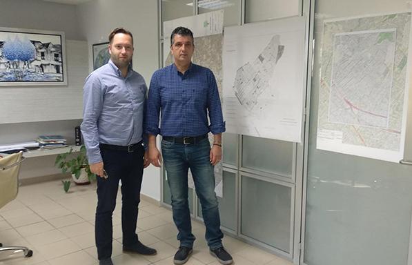 Συνεργασία Επιτροπής ΟΤΑ Ε.Ε.Α. – Δήμου Βριλησσίων