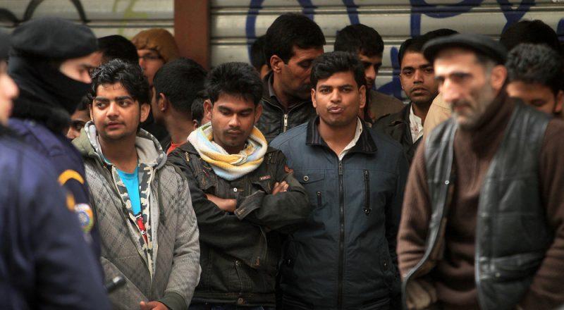 Πάνω από 8.500 παράνομοι μετανάστες έφυγαν απ' την Ελλάδα