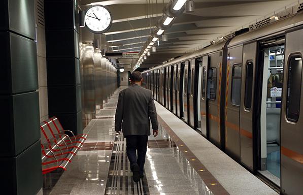 Στάσεις εργασίας στο μετρό την επόμενη εβδομάδα