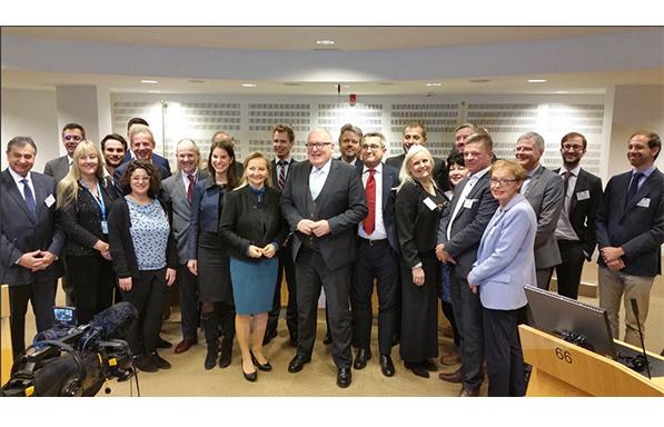 Ευρωπαϊκές ΜμΕ: Προτεραιότητες και Στρατηγική 2018