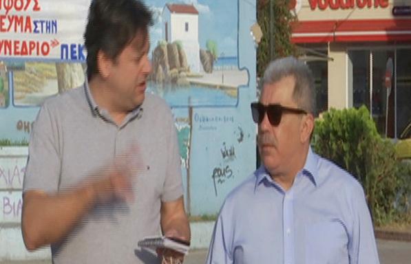Πρόεδρος ΠΕΣ Βορείου Αιγαίου: Λιγότερα βάρη στις ΜμΕ