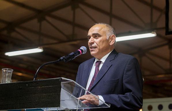 Ο Πρόεδρος Επιμ. Αρκαδίας υποψήφιος Περιφερειάρχης Πελοποννήσου