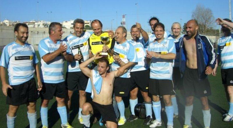 Ποδοσφαιρική ομάδα επιμελητηρίων: Είμαστε πια πρωταθλητές!