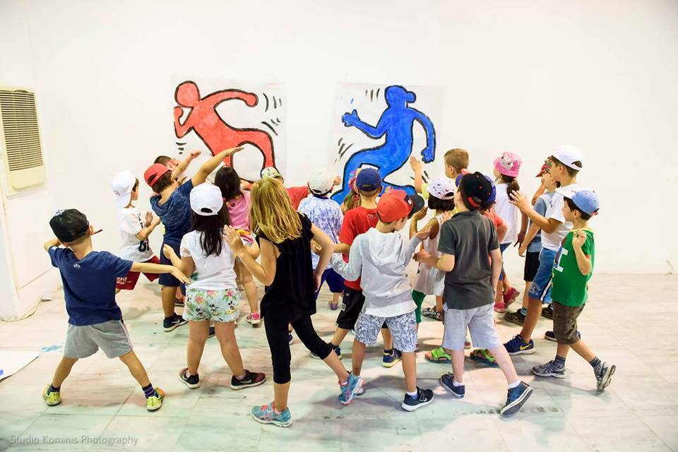 0001952d37c Tα προγράμματα του δήμου Αθηναίων για την καλοκαιρινή απασχόληση των παιδιών  (summer camps) εντός των τειχών