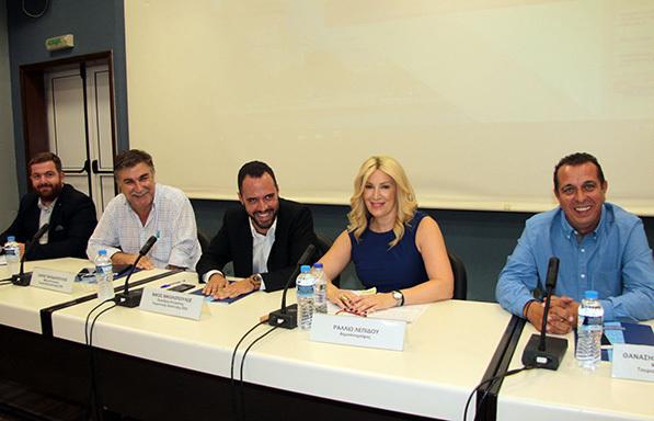 Ημερίδα ΕΕΘ για τουρισμό στη Θεσσαλονίκη: η ενότητα φέρνει αποτέλεσμα