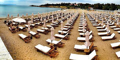 Αναπροσαρμογές για τους επαγγελματίες της παραλίας