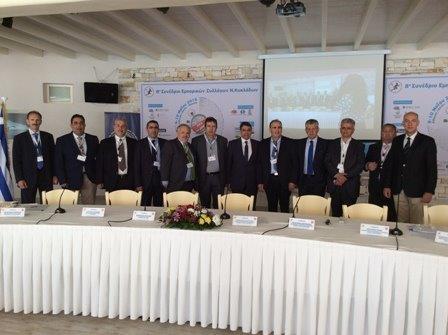 «8ο Συνέδριο Εμπορικών Συλλόγων Κυκλάδων στην Πάρο»
