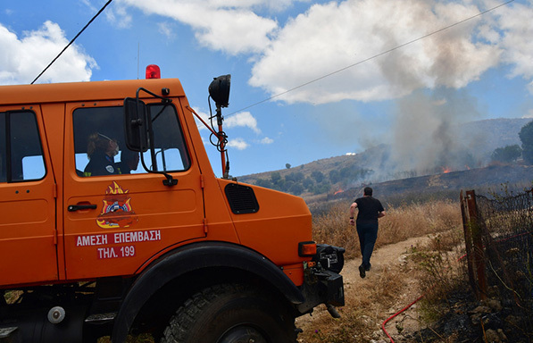 Δήμος Αθηναίων: 3ήμερη άσκηση ετοιμότητας για φυσικές καταστροφές