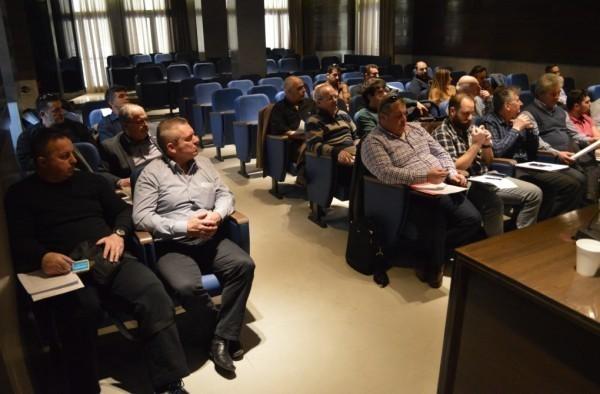 Αποφάσεις του Δ.Σ. της Ομοσπονδίας Κρεοπωλών στη Θεσσαλονίκη
