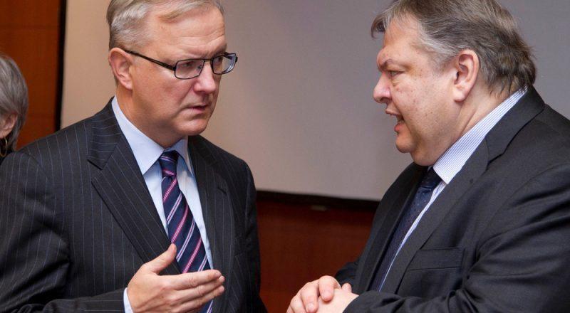 Όλι Ρεν: δεν υπάρχει πλέον κίνδυνος διάλυσης της Ευρωζώνης