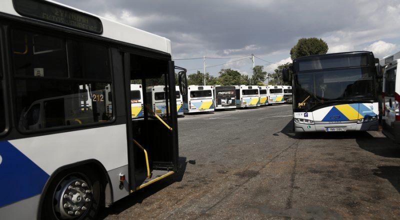 Δοκιμαστική διαδρομή ηλεκτρικού λεωφορείου στη γραμμή 2 Παγκράτι- Κυψέλη