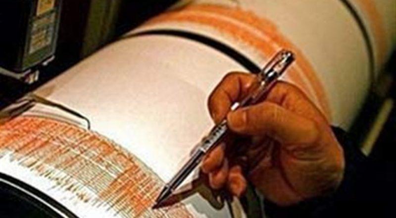 Ισχυρή σεισμική δόνηση 5,7 βαθμών μεταξύ Πελοποννήσου και Μήλου