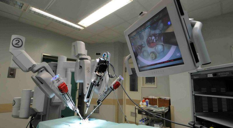 Ιατρική τεχνολογία. Επιτυχής δοκιμή ρομποτικής υπερμικροχειρουργικής σε ανθρώπους