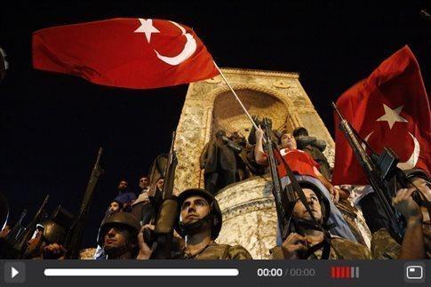 Νευρική κρίση στην Αθήνα λόγω Τουρκίας