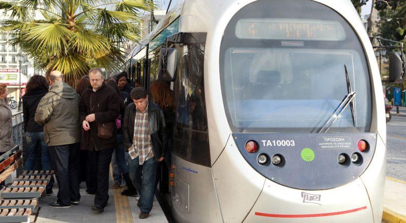Χορήγηση 34 εκατ. ευρώγ για την επέκταση του τραμ στον Πειραιά