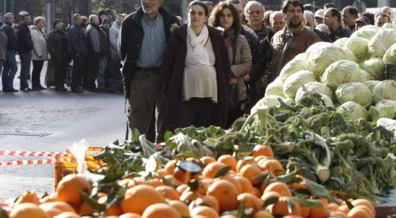 8 στους 10 Έλληνες δεν αγοράζουν βασικά προιόντα