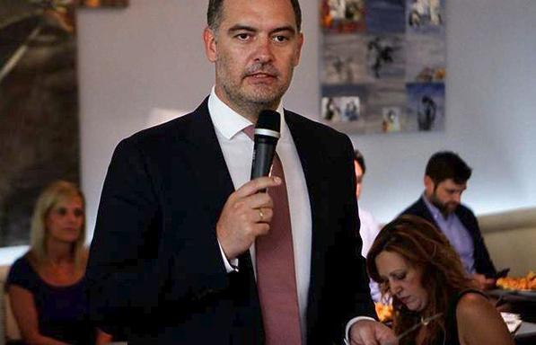 Ο Αλ. Βασιλικός νέος πρόεδρος του Ξενοδοχειακού Επιμελητηρίου