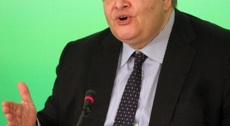 Πρόταση Βενιζέλου στη ΔΗΜ.ΑΡ για κοινή κάθοδο στις εκλογές