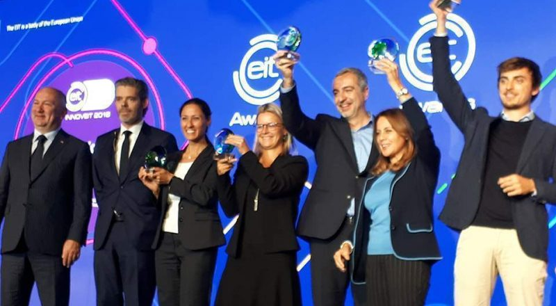 «Άρωμα ελληνικό» στα ευρωπαϊκά βραβεία καινοτομίας