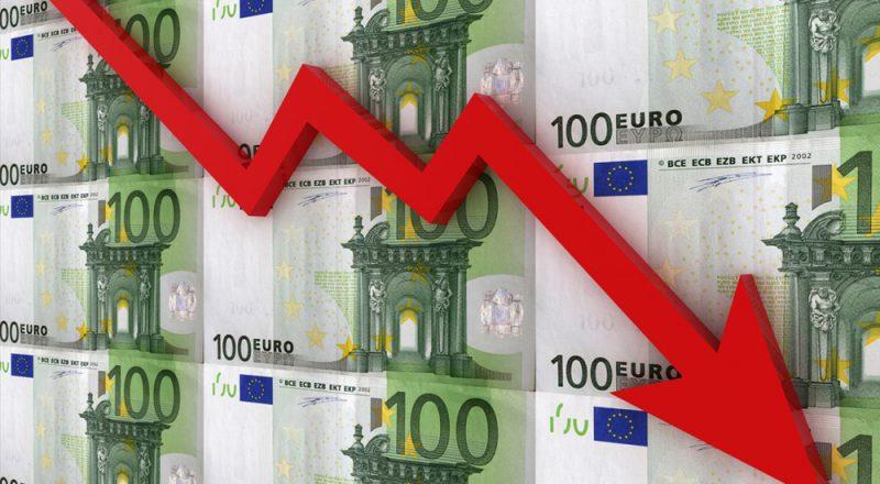 ΤτΕ:Αρνητική κατά 155 εκατ. ευρώ η χρηματοδότηση προς επιχειρήσεις