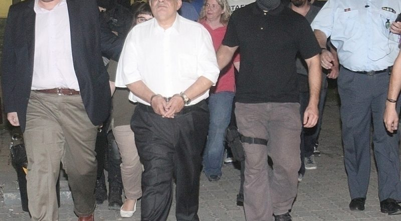 Στη φυλακή θα οδηγηθούν Ν. Μιχαλολιάκος και Γ.Πατέλης