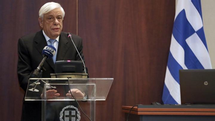 Π. Παυλόπουλος: H Εθνεγερσία του 1821 οδηγός για κάθε Έλληνα
