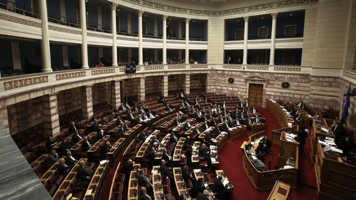 Ομόφωνα ψηφίστηκε η ακύρωση του μέτρου της μείωσης των συντάξεων