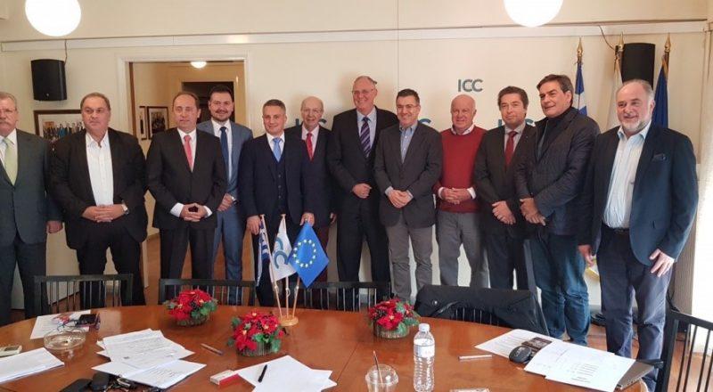 Αποτελέσματα από τις αρχαιρεσίες στο Διεθνές Εμπορικό Επιμελητήριο – ICC Hellas
