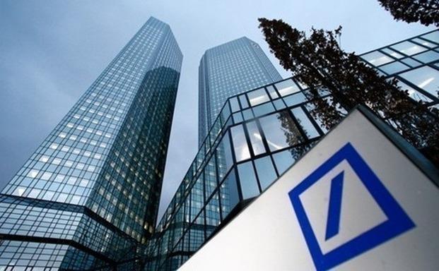 Έφοδος στην Deutsche Bank για «ξέπλυμα» μαύρου χρήματος