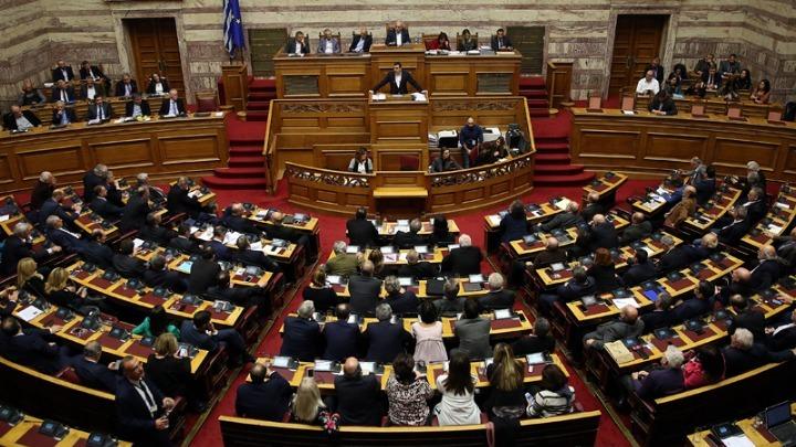 Βουλή: «ΝΑΙ» στη Συμφωνία των Πρεσπών