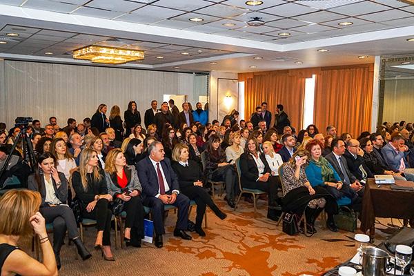 Φωτορεπορτάζ και βίντεο από την εκδήλωση του ΕΕΑ για τη Γυναικεία Επιχειρηματικότητα