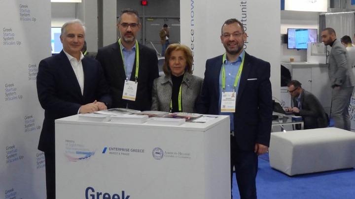 Ελληνικές επιχειρήσεις στη μεγαλύτερη έκθεση καινοτομίας στο Λας Βέγκας