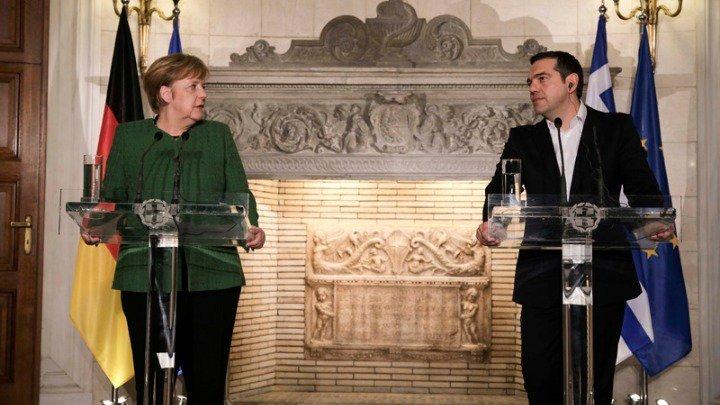 Σημαντική επίσκεψη Μέρκελ στην Ελλάδα