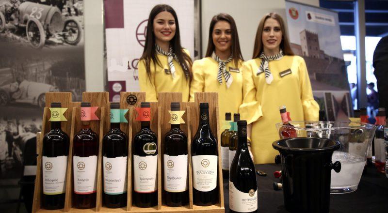 Σταθερά αυξητική τάση στις εξαγωγές κρασιού στις ΗΠΑ