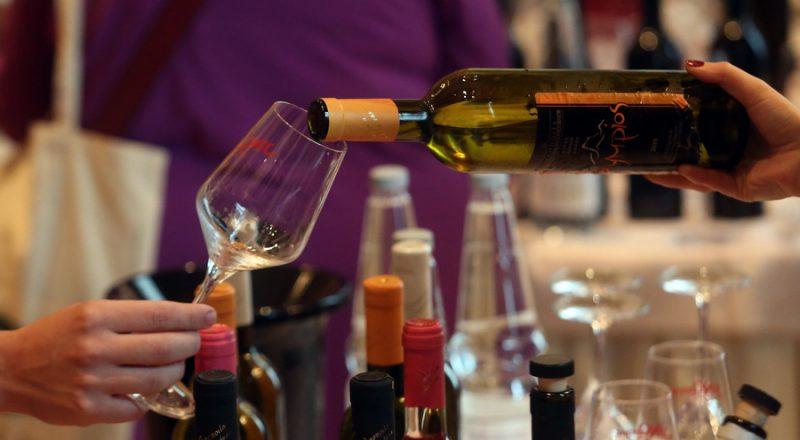 Ελληνικό κρασί. Αυξάνει η παρουσία του στις μεγάλες ευρωπαϊκές αγορές