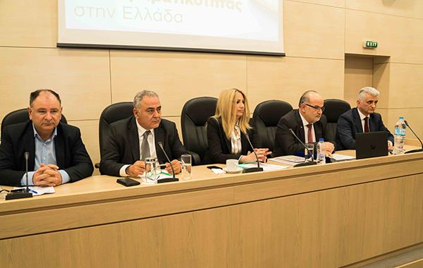 Ο Γ. Χατζηθεοδοσίου για «Το μέλλον της Επιχειρηματικότητας στην Ελλάδα»