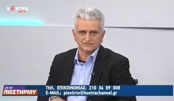 Ν. Κογιουμτσής στο Kontra: «Μαχαιριά» για την επιχειρηματικότητα η προεκλογική περίοδος