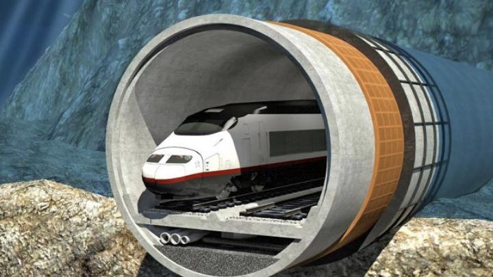 Σε κινεζική εταιρεία η μεγαλύτερη υποθαλάσσια σιδηροδρομική σήραγγα στον κόσμο