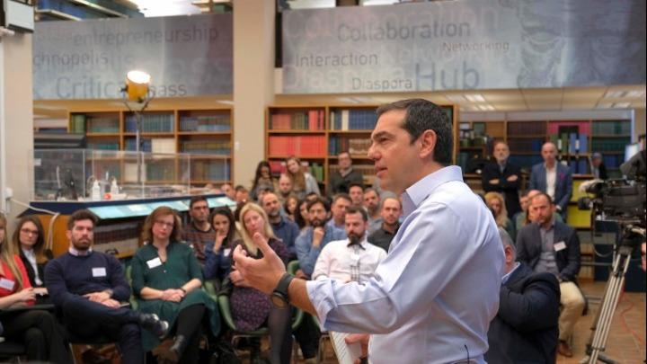 Στόχοι: Έρευνα, καινοτομία, επιστροφή επιστημόνων